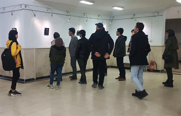 گشایش نمایشگاه عکس «بر مسیر خامش» در گنبدکاووس