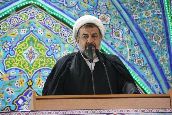 امام جمعه گنبد: ایران عجلهای برای پیوستن آمریکا به برجام ندارد