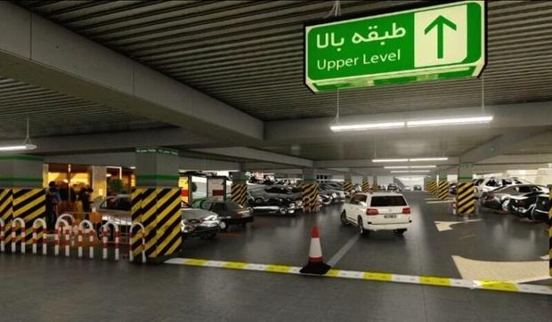 پارکینگ طبقاتی حلال مشکل ترافیک شهری گنبدکاووس