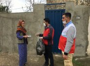 مشارکت نیکوکاران گنبدکاووس در تهیه ۱۱۰ هزار ماسک