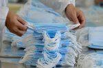 تولید روزانه ۳۵۰ هزار ماسک در یک واحد تولیدی گلستان
