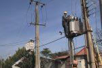 اصلاح شبکه توزیع برق گنبد با ۵۰۰ میلیارد ریال اعتبار درحال انجام است