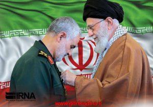 سردار سلیمانی در نگاه علمای شیعه و سنی گلستان
