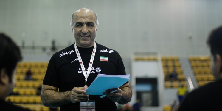 وکیلی مجددا سرمربی تیم ملی نوجوانان والیبال ایران شد