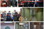 افتتاح پروژه های بیمارستان شهید مطهری گنبدکاووس