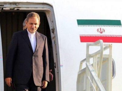 جهانگیری معاون اول رئیس جمهور به گلستان سفر می کند