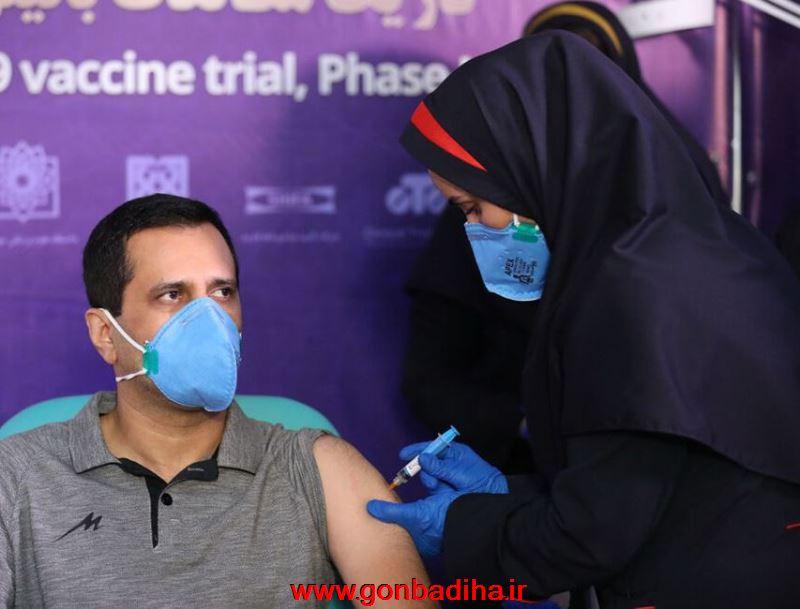 حال ۵۰ دریافتکننده واکسن ایرانی کرونا خوب است