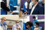 واکسیناسیون کرونا در شهرستان گنبد کاووس آغاز شد