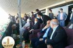 هفته دوازدهم اسبدوانی گنبدکاووس با حضور وزیر ورزش برگزار شد
