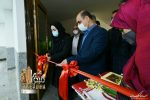 آیین افتتاح متمرکز پروژه های دهه فجر در گنبدکاووس برگزار شد