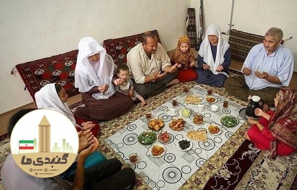 رسوم جالب ترکمنها در ماه مبارک رمضان